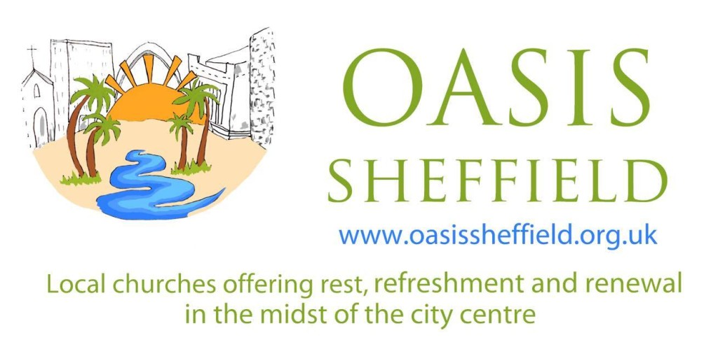 Oasis Sheffield city centre churches