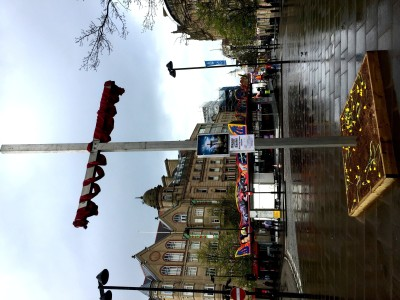 Holy week 2017 – Collecting prayers | Sheffield City Centre Churches